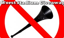 9 Worst Stadium Giveaways