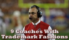 9 Coaches With Trademark Fashions