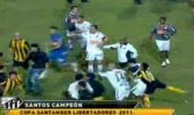 Brawl Ensues Following Copa Libertadores Final (Video)
