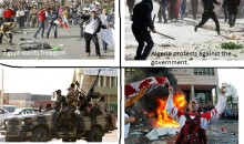 Picture Of The Day: Comparing Riots Around The World