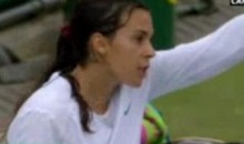 Marion Bartoli Banishes Her Parents From Courtside Seats, Comes Back To Win Match (Video)
