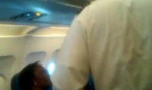 Here Is Footage Of New Mexico Football Player DeShon Marman Being Arrested On A U.S. Airways Flight (Video)