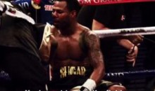 Here Is Footage Of Shane Mosley Asking His Corner To Throw In The Towel During The Pacquiao Fight (Video)