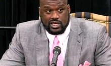 Shaq Killed It During His Retirement Speech (Video)