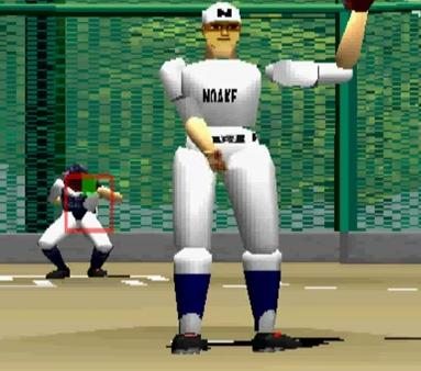 ... Japan's '98 Koshien baseball video game has mastered the art of the ...