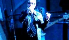 U2′s Bono Tell The Crowd In Edmonton About Being Picked Up By Gilbert Brule While Hitchhiking (Video)