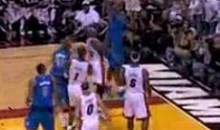 The Mavs' Brendan Haywood Got Rejected By The Rim Last Night (Video)