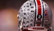 Picture Of The Day: The Buckeyes Have New Helmet Stickers