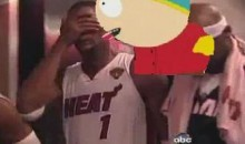 Oh, The Tears Of Unfathomable Sadness! My-Yummy! (Video Of Bosh Crying)