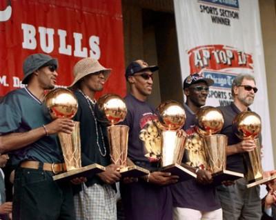 chicago bulls 1997 championship