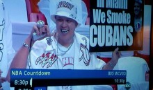 Picture Of The Day: Douchebag Heat Fan
