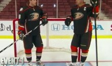Ryan Getzlaf vs. Bobby Ryan, Part 2 (Video)