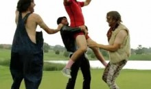 Ben Crane, Bubba Watson, Rickie Fowler & Hunter Mahan Have Their Own Boy Band (Video)