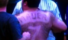 Picture Of The Day: Joe Mauer's Hairiest Fan