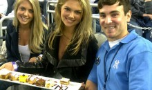 The New York Yankees Do The Honorable Thing And Honor Kate Upton On Her Birthday