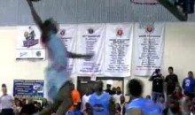 Kevin Durant Throws Down A Nasty Off-The-Backboard Dunk During Summer League Game (Video)