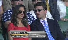 Pippa Middleton Is Looking Good At Wimbledon
