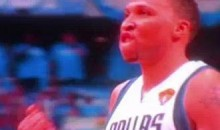 Watch Shawn Marion Air-Jerk It Last Night (Video)