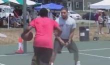 "Kadeem ""PG-13″ Powell Is The Sickest Streetballer Ever (Video)"