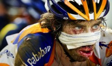 Laurens Ten Dam Faceplants Off His Bike At The Tour de France (Pic + Video)