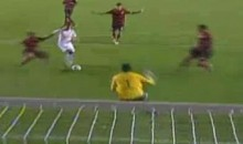Neymar Scored One Of The Best Soccer Goals You Will Ever See (Video)