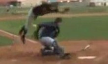 This Is How You Avoid Being Tagged Out At Home Plate (Video)