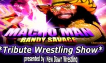 "Tribue Show For ""Macho Man"" Randy Savage Was An Absolute Disaster"