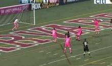 Alex Morgan Scored An Incredible Goal Last Night (Video)