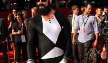 Brian Wilson Attends The ESPYs In A Spandex Tuxedo (Pic)