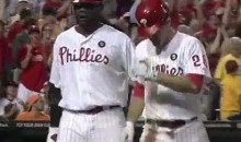 Here Is A Look At Chase Utley's Inside-The-Park Home Run From Last Night (Video)