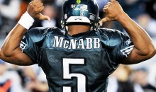 If Donovan McNabb Wants Chris Kluwe's No. 5, He'll Have To Pay An Interesting Price