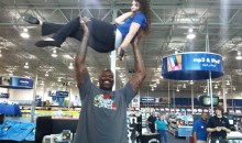 Picture Of The Day: Flying High With Shaq