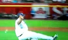 Here Is Heath Bell's Unnecessary Sprint-And-Slide Entrance (Video)