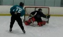 Boston Kid Gives Us This Awesome Hockey Shootout Goal (Video)