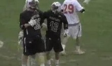 Lacrosse Goal + Notorious B.I.G. Commentary = WIN (Video)