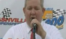 Pastor Joe Nelms Makes Pre-Race NASCAR Prayers Seem Cool (Video)