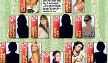 Check Out Rio Ferdinand's Soccer Team Of Mistresses (Pic)