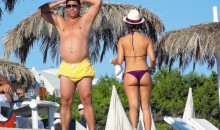 Ronaldo Is Just Chillin' In Ibiza With That Sexy Booty (Pics)