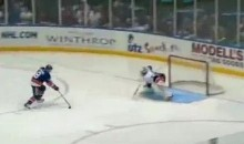 Islanders Rookie Ryan Strome Scored A Ridiculous Shootout Goal (Video)