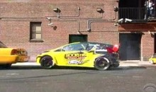 Tanner Foust Is Quite The Parallel Parker (Video)