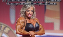 11 Incredibly Muscular Female Competitive Bodybuilders