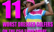 11 Worst Dressed Golfers On The PGA Tour Today