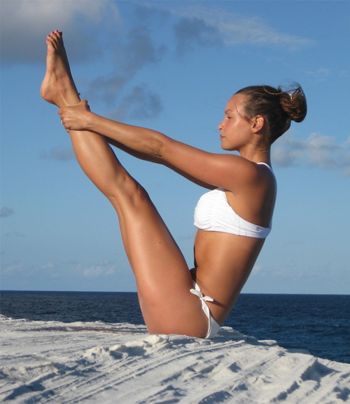 15 Sexy Yoga Poses | Total Pro Sports