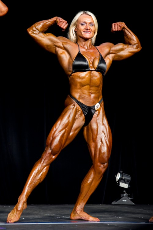Do you find female bodybuilders attractive Where to find a builder