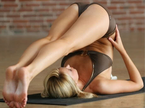 sexy yoga sex