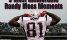 9 Most Memorable Randy Moss Moments