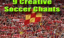 9 Creative Soccer Chants