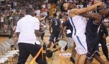 "Georgetown Brawls With Chinese Basketball Team On ""Goodwill"" Trip (Pics)"