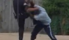 Security Guard Goes MMA On Perp (Video)