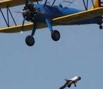 Wing Walker Falls To His Death At Michigan Air Show (Video)